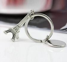 Christmas Gift Keychain Gadget Eiffel Tower Souvenir Keychain Trinket Paris
