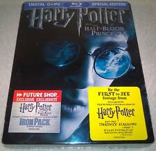 Harry Potter & The Half-Blood Prince (2009) Futureshop Exclusive Ironpack NEW