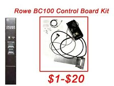 Rowe Bc100 & Bc150 dollar bill changer board Upgrade Kit to Mars Mei validator