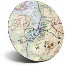 Awesome Fridge Magnet - Seattle Washington Travel Cool Gift #3659