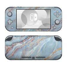 Nintendo Switch Lite Skin - Atlantic Marble - Decal Sticker DecalGirl