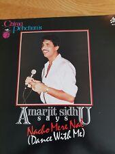 NACHO MERE NAL ' CHIRAG PEHCHAN '  RARE LP VINYL -  BHANGRA / PUNJABI