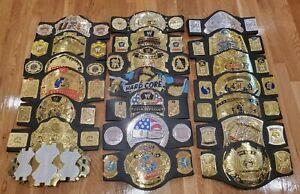 SELECT A WWE Championship Belt Wrestling Foam Kids Youth Choice WWF WCW UFC