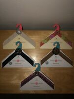 Lot Of 5 Lindsay Phillips Switch Flops Interchangeable Straps Size 7,8