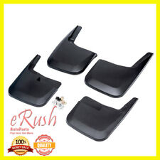 For 2015-2018 Ford F150 F-150 Mud Guards Flaps Splash Front+Rear No Oem Flares