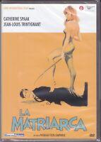 Dvd LA MATRIARCA con Catherine Spaak Gigi Proietti Renzo Montagnani nuovo 1968