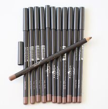 12 pcs 1026 TAUPE Italia Deluxe Ultra Fine EYE Liner Eyeliner Pencil