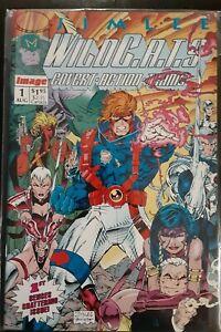 WILDCATS #1 JIM LEE IMAGE COMICS 1992