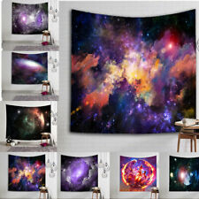 Tapestry Wall Hanging Outer Space Planet Room Bedspread Home Tapestry Decor