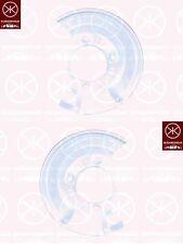 Ankerblech Spritzblech Hitzeschutzblech Satz vorne Toyota Yaris Bj. 99-05