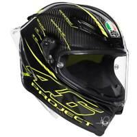 AGV Pista GP-R Moto Motorcycle Motorbike Helmet Project 46 3.0 Replica