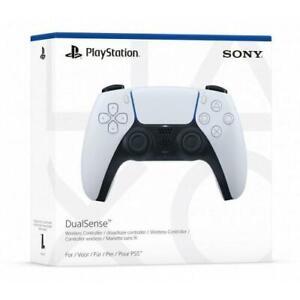 CONTROLLER SONY DUALSENSE PLAY STATION 5 DUALSHOCK PS5 WIRELESS BIANCO PAD