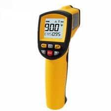 GM900 Non-Contact Digital Infrared Thermometer Pyrometer IR -50~900C Laser Gun