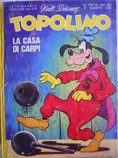 Topolino n°1187 [G.273] - BUONO –