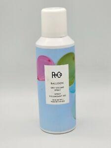 R Co Balloon Dry Volume Spray 5 oz. Brand New