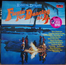 ROBERT DELGADO FIESTA FOR DANCING VOL.4 GERMAN PRESS LP