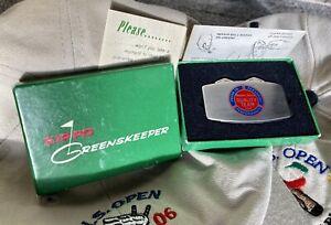 Zippo Greenskeeper Golf