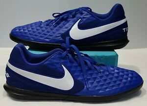 NIKE TIEMPO Legend 8 IC Indoor Soccer Shoes SIZE 11 AT6110-414
