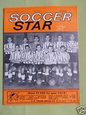 SOCCER STAR - UK FOOTBALL MAGAZINE - 4 JAN 1964 - LINCOLN CITY
