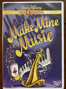 Make Mine Music (DVD, 2000, Gold Collection Edition)