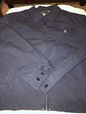 Vintage Polo Ralph Lauren Bayport Windbreaker Jacket Blue 2XL XXL $158.00 2007