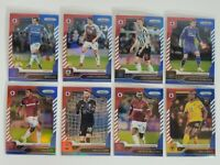 2019-20 Panini Prizm Premier League Soccer Red White Blue RC (8) Card Lot Rookie