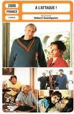 A L'ATTAQUE ! - Ascaride,Darroussin,Guediguian (Fiche Cinéma) 2000 - Charge !