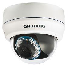 Grundig ANTIVANDALO DOME CAMERA GCI-K1586V TELECAMERA CCTV IP-IVA INCLUSA