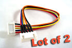 2pcs JST-XH 4S Balance Charger Extension 20cm for 4-Cell Lithium Polymer Lipo G2