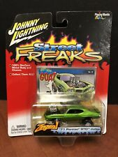 Johnny Lightning Street Freaks Zingers '71 Pontiac GTO Judge Dela1792