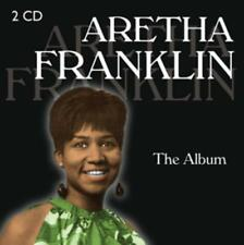 Aretha Franklin - The Album - 2 CD Set NEU OVP