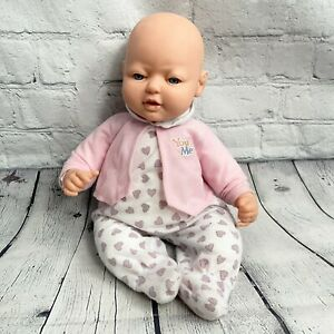 You & Me Baby Doll 2004 2005 Geoffrey Inc. Cries Talks Moves Eyes Mouth Animated