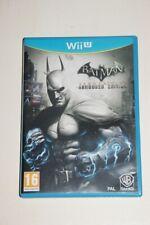 Batman Arkham City Armoured Edition - Nintendo wii - Nintendo WiiU - used