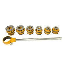 "Steel Dragon Tools® 12-R 1/2"" - 2"" Ratchet Pipe Threader fits RIDGID® Dies 36475"