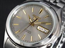 New Seiko 5 Automatic 21 Jewels Mens Watch  SNKL19