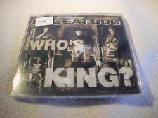 Dog Eat Dog - Who's the King  Maxi CD - OVP