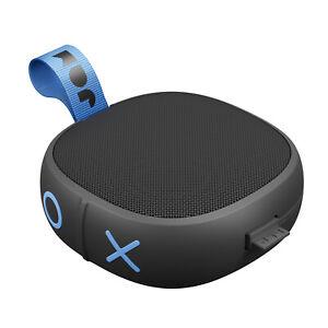 Jam Hang Up Wireless Bluetooth Shower Speaker Waterproof 8hr Battery Black
