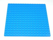 """Lego Brand New Blue 16x16 5""""x 5"""" Building Plate Baseplate Base Plate"""
