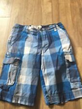 Boden Checked Shorts (2-16 Years) for Boys