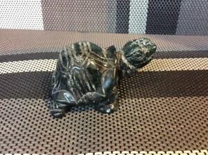 Jade Turtle Statue - Medium I