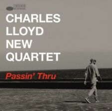 CHARLES LLOYD New Quartet Passin Thru CD NEW 2017