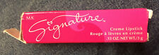 Mary Kay Signature Creme Lipstick Silver Sand .13 Oz. #2329 NEW NIB