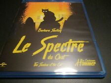 "BLU-RAY NEUF ""LE SPECTRE DU CHAT"" Barbara SHELLEY / horreur Hammer"