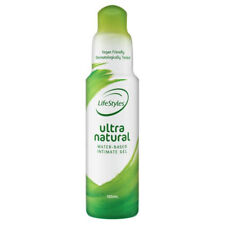 ANSELL LIFESTYLES ULTRA NATURAL WATER BASED INTIMATE GEL 100ML VEGAN FRIENDLY