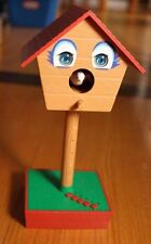 Plastic Valentine's Day Bird House Talking You Have Love Messages