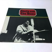 'Odetta and the Blues' 1991 OBC-509 Riverside Vinyl LP EX-/EX Very Nice Copy!