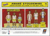 2005-06 Bazooka Comics #15 Amare Stoudemire - NM-MT
