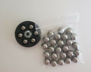 SALE! x50 Steel Balls Ammo. For HDR - TR50 - T4E .50 CAL