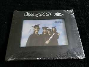 Class of 2021 Black Picture Frame