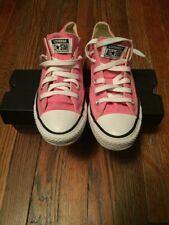 Converse All Star Chuck Taylor Shoes, Pink, Women's Size 7, AWESOME SHOES